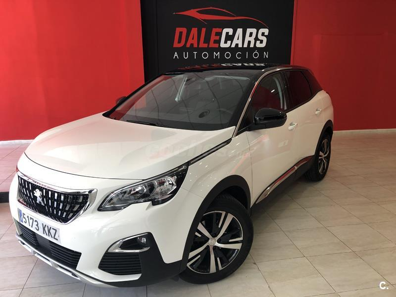 Peugeot 3008 4x4 Allure Bluehdi 96kw 130cv Ss Eat8 Diesel De Color