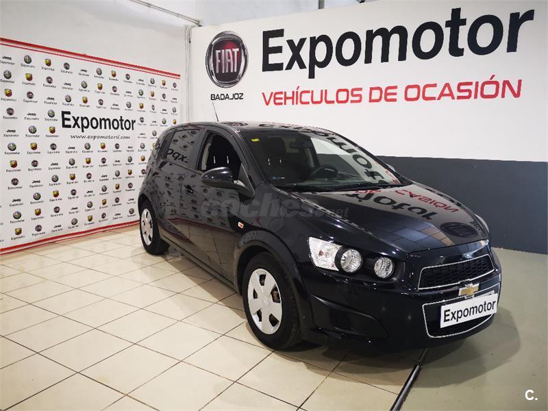 Chevrolet Aveo 12 16v Ls Gasolina Negro Negro Del 2012 Con