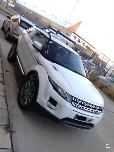 land-rover range rover evoque 4x4 2.2l sd4 190cv 4x4 prestige auto