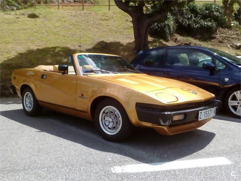 Triumph Tr7 Cabrio En Pontevedra 38418230