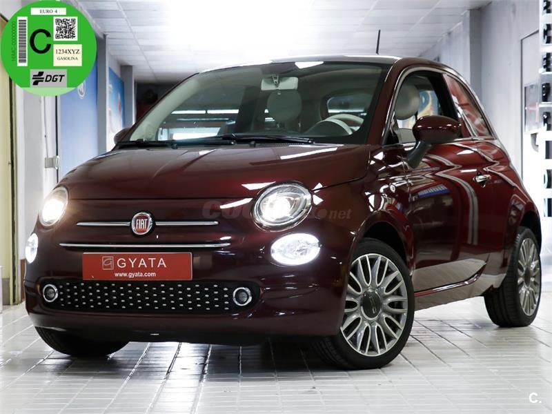 Fiat 500 1 2 8v 51kw 69cv Lounge 3p