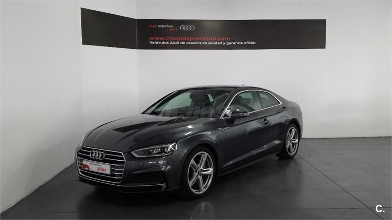 Audi A5 S Line 2 0 Tdi 140kw S Tronic Coupe 2p