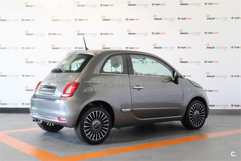 FIAT 500 (2017) - 8.990 € En Alava