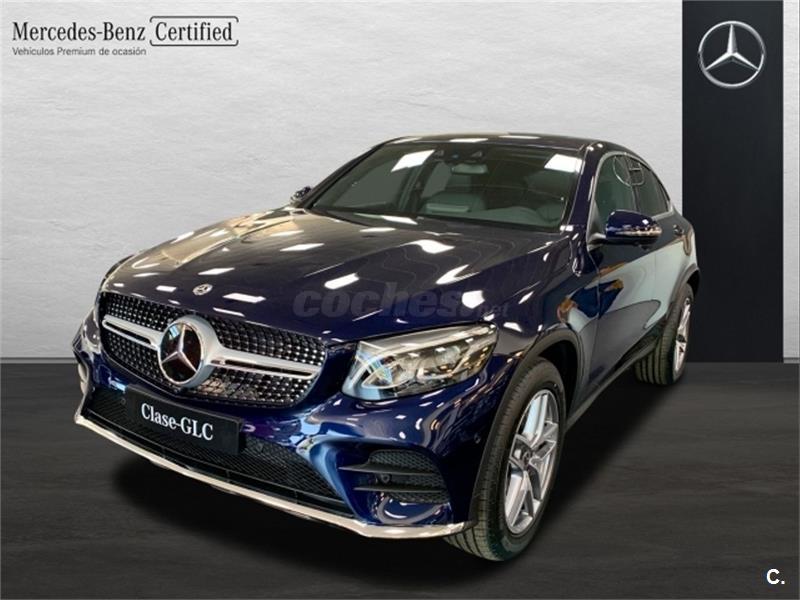 Cantidad limitada en venta en línea características sobresalientes MERCEDES-BENZ GLC Coupe GLC 220 d 4MATIC 5p.