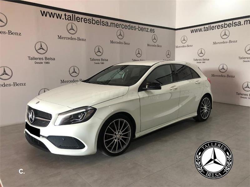 Mercedes Benz Clase A A 180 D Amg Line 5p