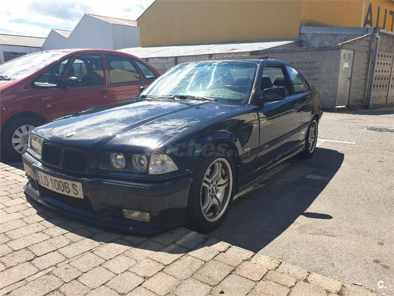 Bmw Serie 3 318is Coupe Sport Edition 2p