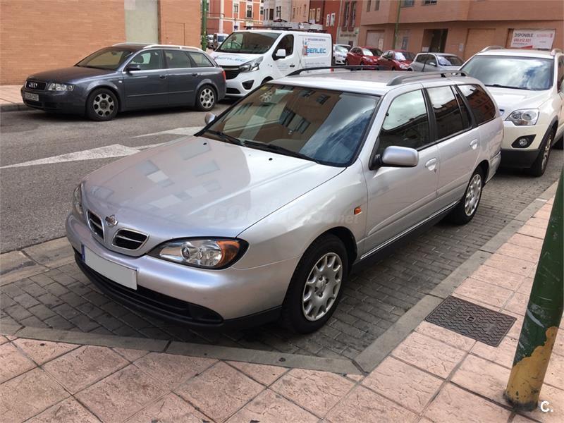 Nissan Primera 1 8 Comfort Sportwagon 5p