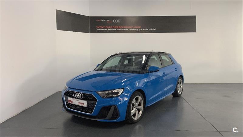 Audi A1 2019 23 500 En Madrid Coches Net
