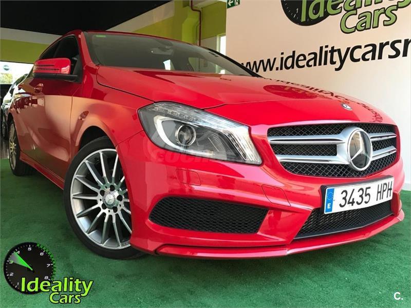 Mercedes Benz Clase A A 180 Amg Line 5p