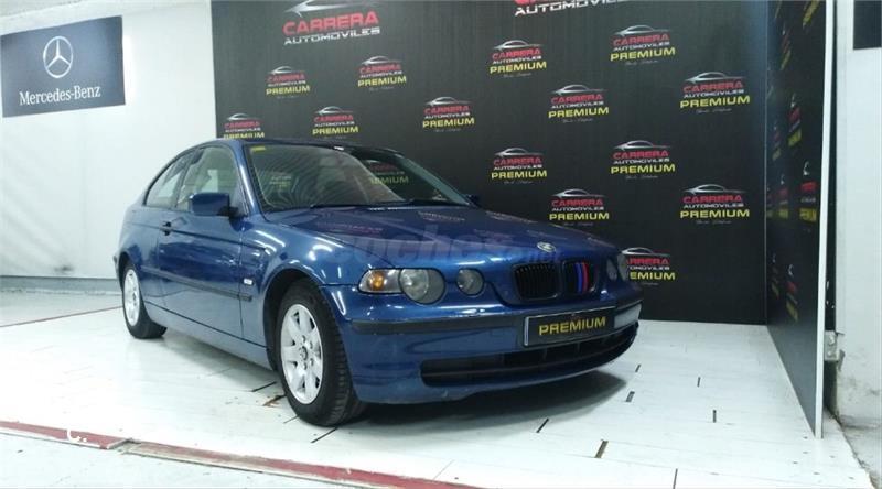BMW compact (2001) - 2.690 € en Cantabria | Coches.net