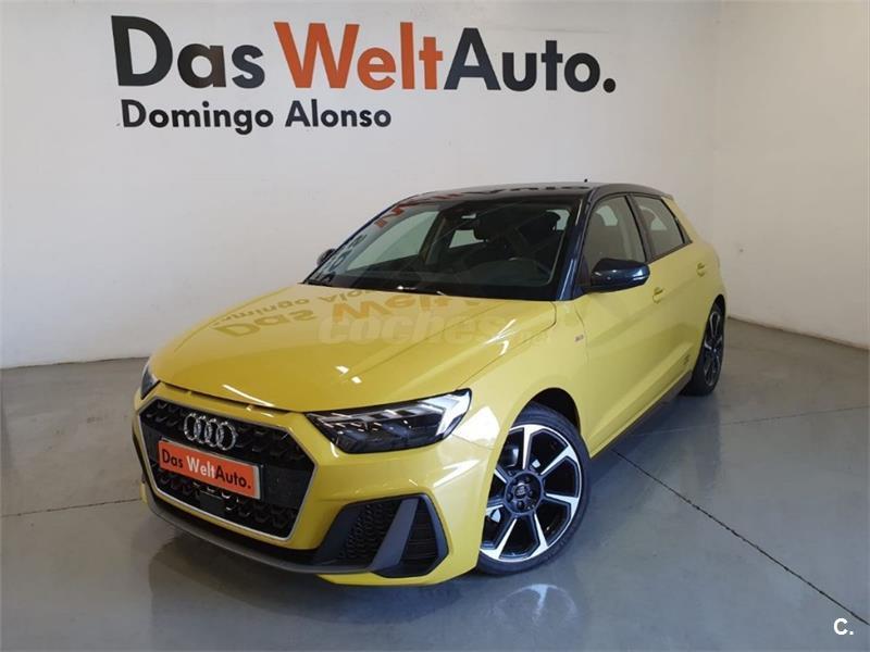 Audi A1 2019 21 990 En Sta C Tenerife Coches Net