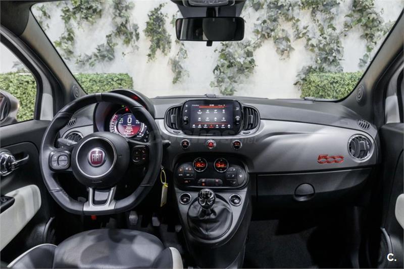 FIAT 500 (2019) - 10.890 € En Madrid