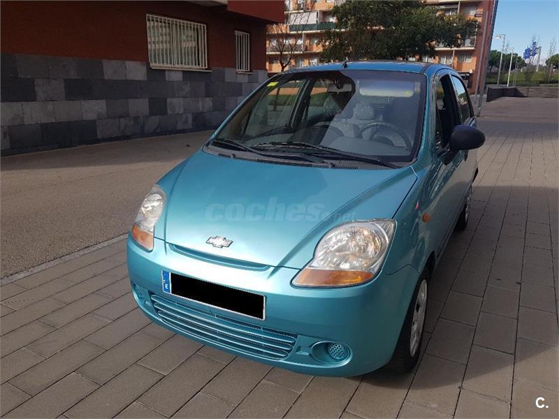 Chevrolet Matiz 2006 2 490 En Barcelona Coches Net