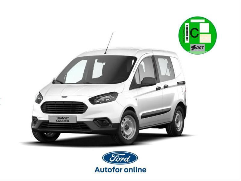 ford transit courier diésel del año 2020 con 10km 45939064