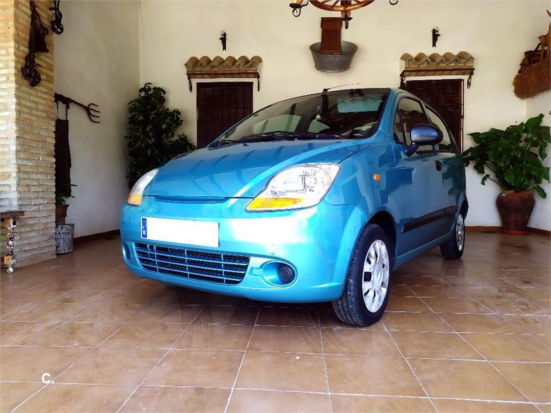 Chevrolet Matiz 2006 2 500 En Jaen Coches Net