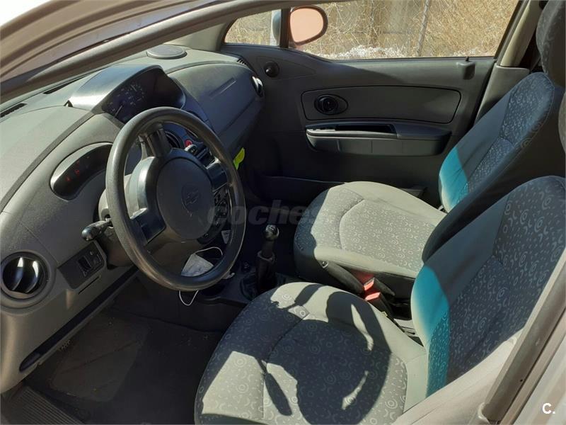 Chevrolet Matiz 2006 1 500 En Malaga Coches Net