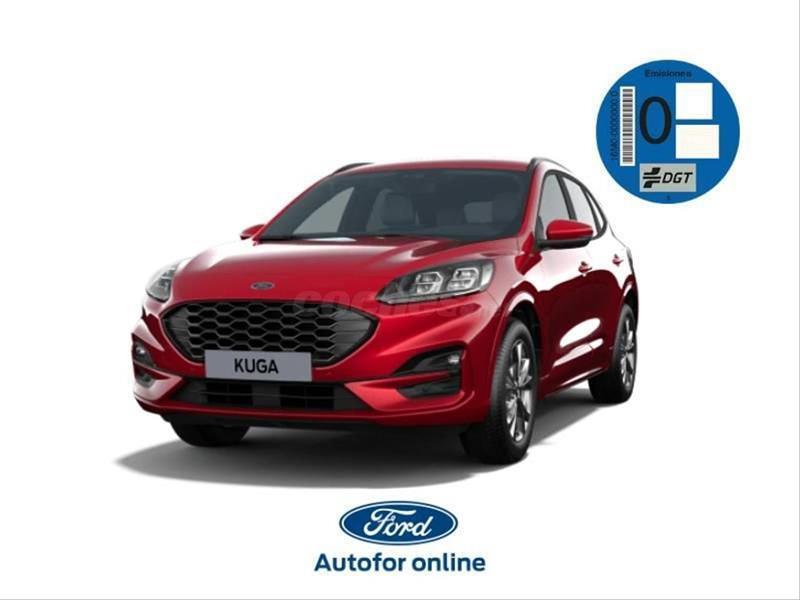 Ford Kuga Km0 39 600 En Avila Coches Net
