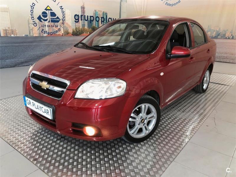 Chevrolet Aveo 2011 4 900 En Almeria Coches Net