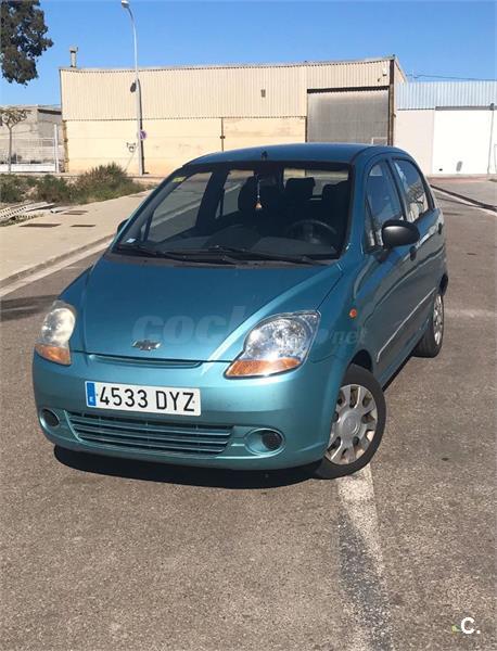 Chevrolet Matiz 2006 1 500 En Almeria Coches Net