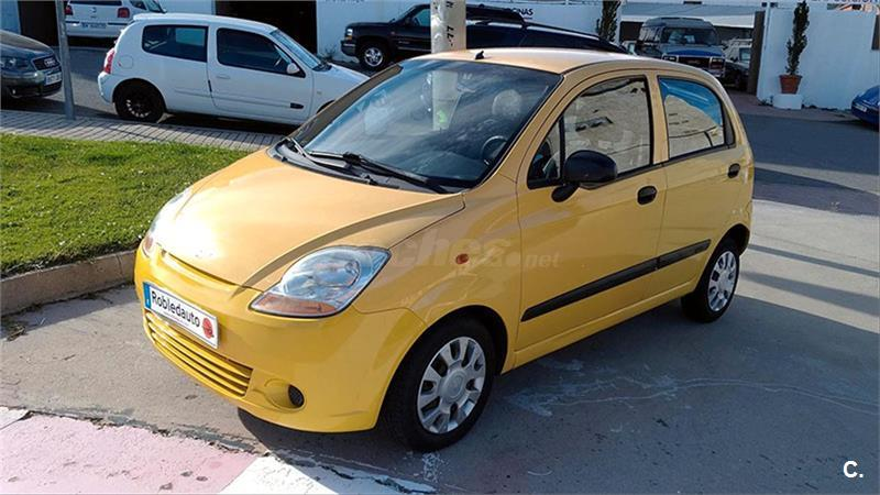 Chevrolet Matiz 2006 3 100 En Madrid Coches Net