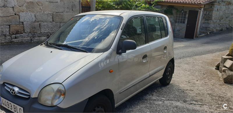 hyundai atos 2002 1 800 en orense coches net hyundai atos 1 0i gls 5p