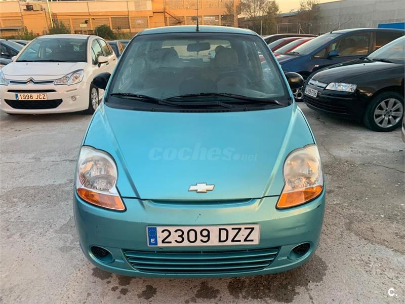 Chevrolet Matiz 2006 1 599 En Madrid Coches Net