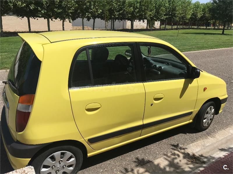 hyundai atos prime 2002 1 200 en toledo coches net hyundai atos prime 1 0i gls 5p