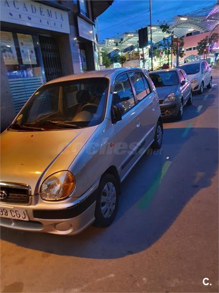 hyundai atos prime 2002 1 600 en barcelona coches net coches net