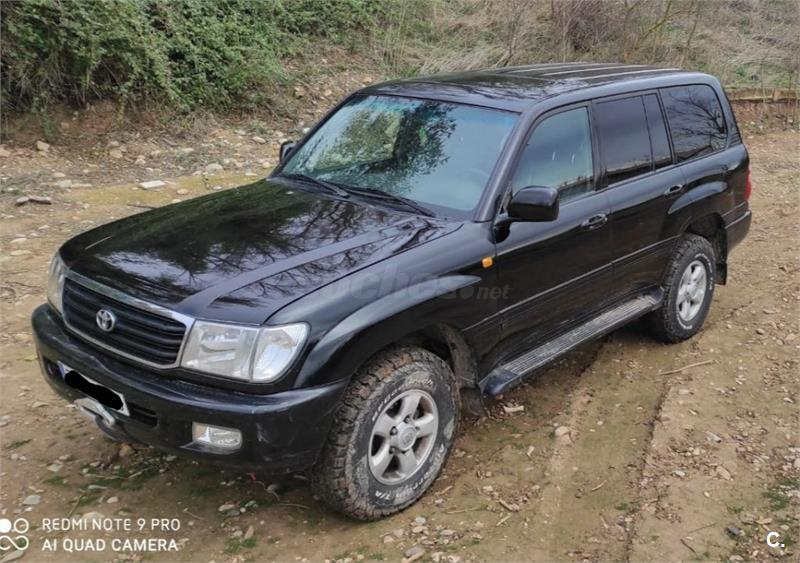 Toyota Land Cruiser 100 2000 15 999 En La Rioja Coches Net