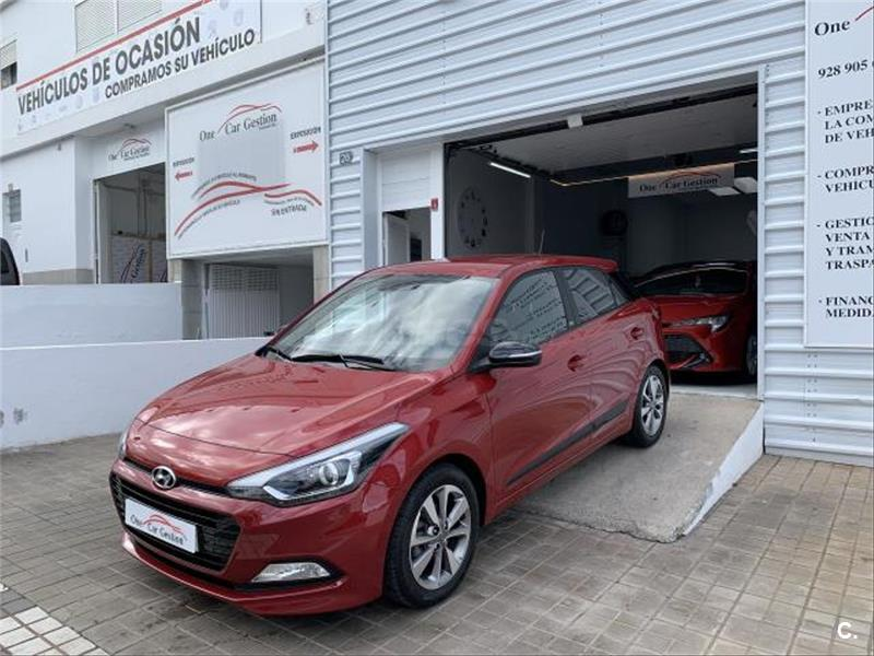 Hyundai I20 2018 8 995 En Las Palmas Coches Net
