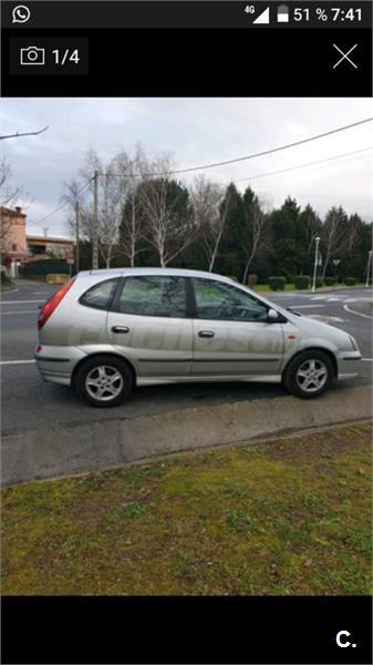 Nissan Almera Tino Probleme