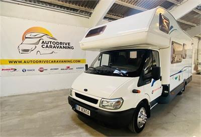 Autocaravanas Caravanas Y Remolques Ford De Segunda Mano Coches Net