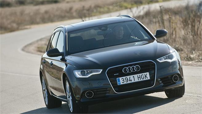 Audi A6 Avant 3.0 quattro