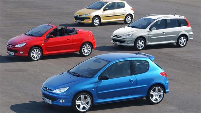 Los 30 coches que no se fabrican más buscados