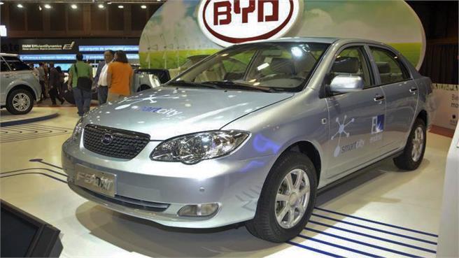Bergé comercializará coches chinos en España