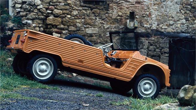 45 aniversario del Citroën Méhari