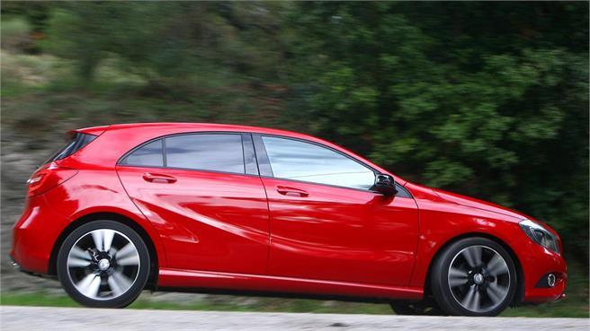 Mercedes-Benz Clase A 200 CDI Automático