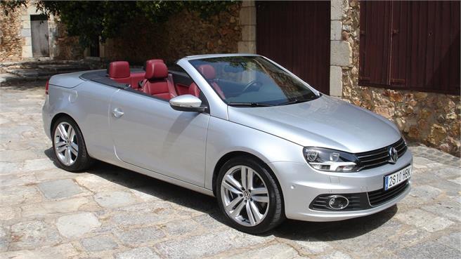 Volkswagen Eos 2.0 TDI DSG: Placentera eficiencia