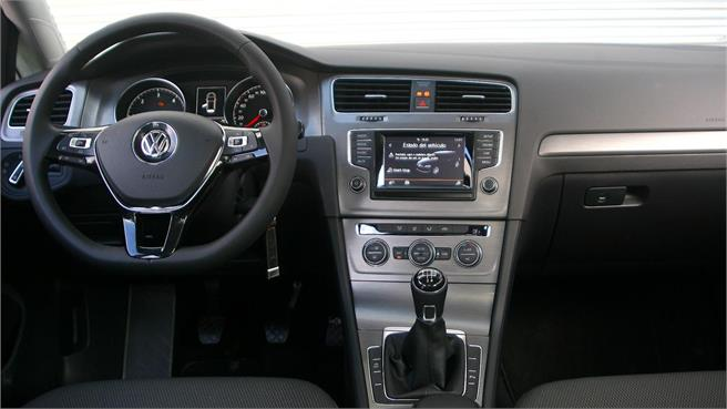volkswagen golf 1 6 tdi 105 cv hiper coches. Black Bedroom Furniture Sets. Home Design Ideas