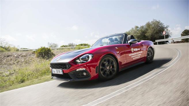Abarth 124 Spider, ¿roadster perfecto?