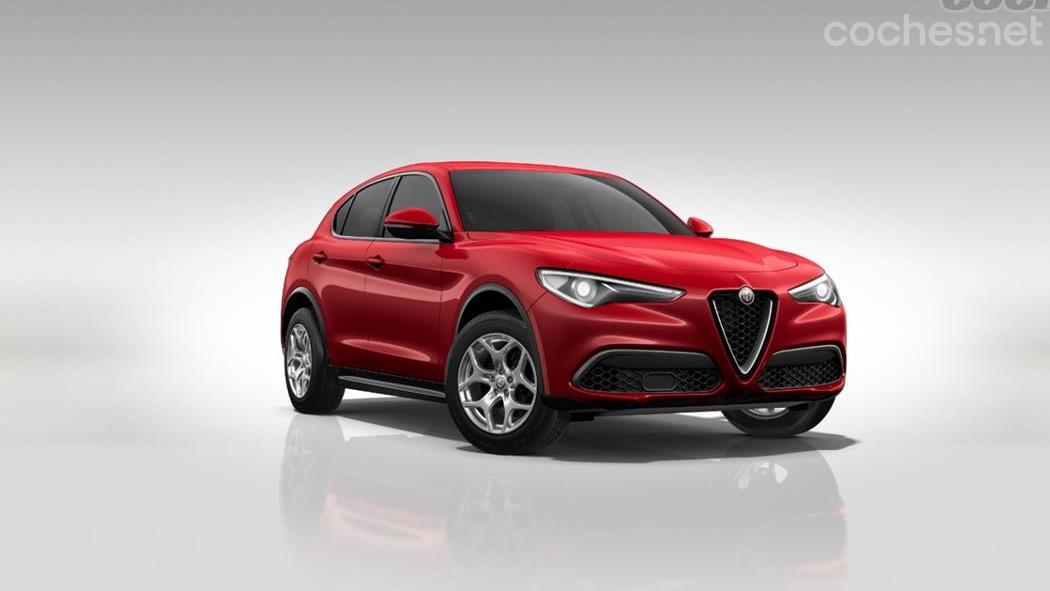 Alfa Romeo Giulia y Stelvio Executive