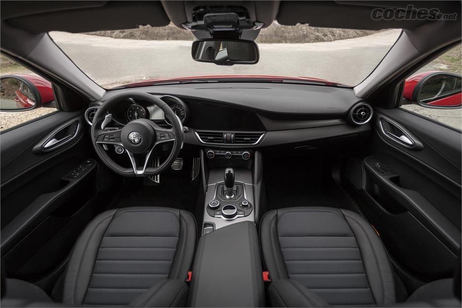 Alfa Romeo Giulia Veloce, casi un QV