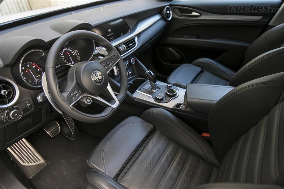 Prueba: Alfa Romeo Stelvio 280 cv