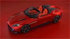 Aston Martin Vanquish Zagato Speedster: sólo 28