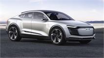 Audi e-tron Sportback concept: Crossover eléctrico para 2019