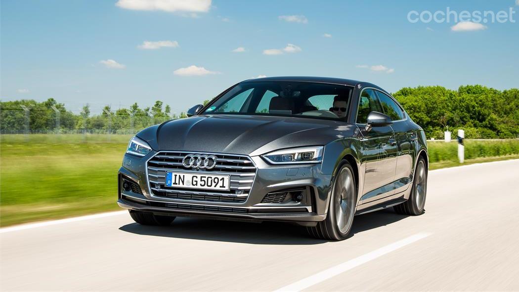 Audi A4 Avant g-tron y A5 Sportback g-tr