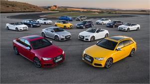 Presentación Gama S Audi: Con una S basta