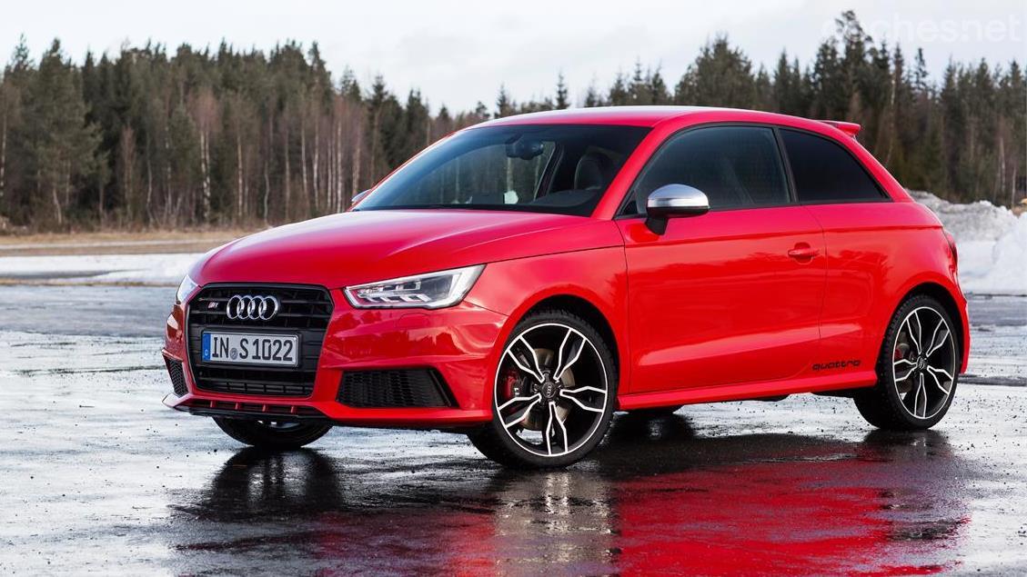 Nuevo Audi A1 2014 Noticias Coches Net