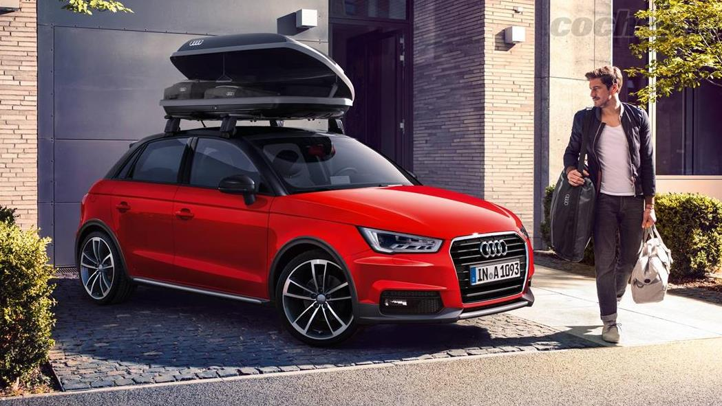 nuevo audi a1 2016 noticias. Black Bedroom Furniture Sets. Home Design Ideas