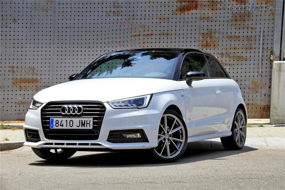 audi a1 1 4 tdi 90 cv s tronic adrenalin noticias. Black Bedroom Furniture Sets. Home Design Ideas